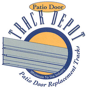 track depot patio door sliding door replacement tracks available online - Sliding Patio Door Replacement